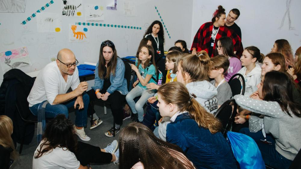 2100+ Gather for Limmud FSU Moscow's 13th Annual Event