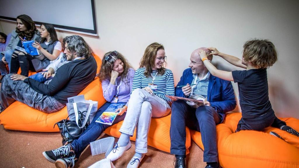Limmud FSU Moscow: Thousands join learning festival